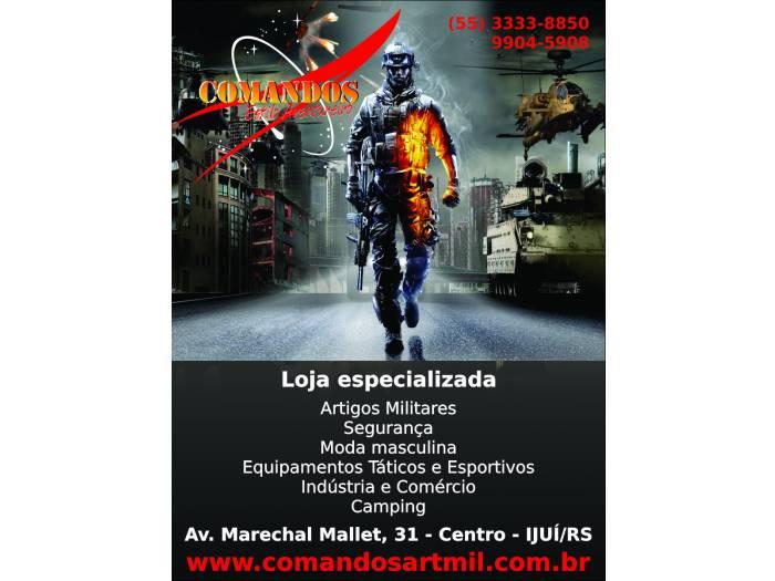 COMANDOS ARTMIL   Artigos militares 0915bdfc61640